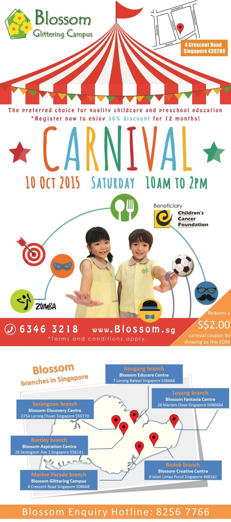Blossom Children's Day Carnival