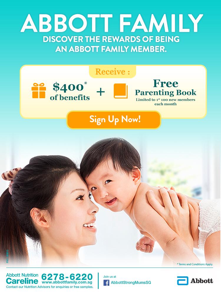 Abbott Family Rewards