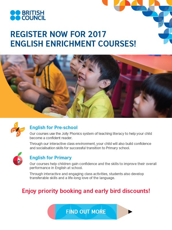 British Council's English Enrichment Course