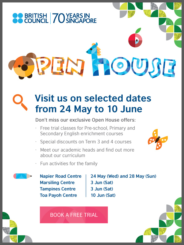 British Council Open House 2017