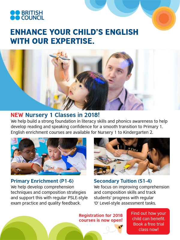 Free Trial Classes At British Council