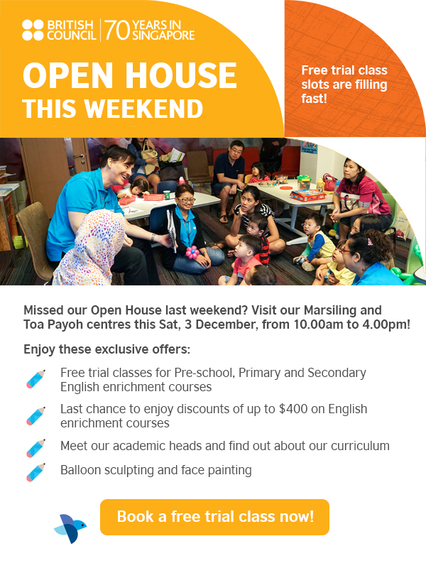 british council open house december 2016