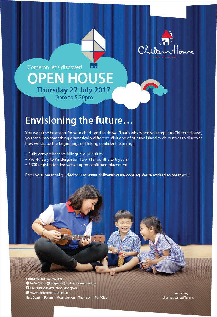 Chiltern House Preschool Open House