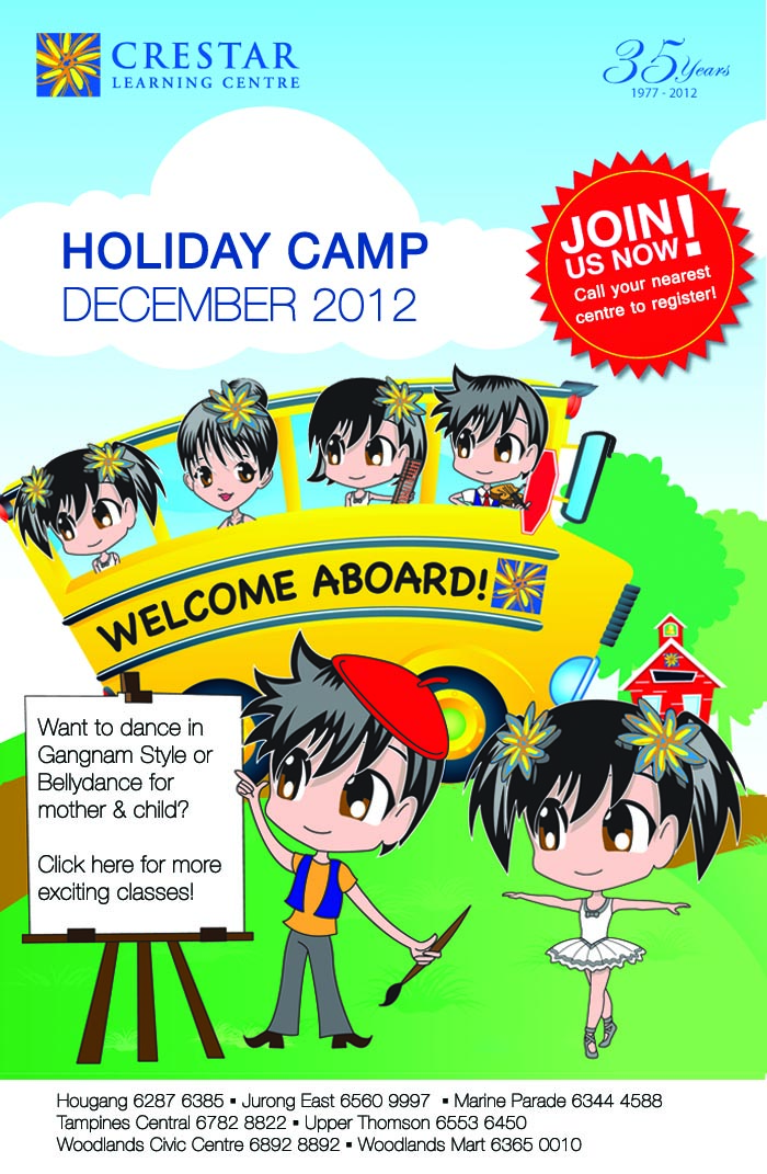 Crestar Learning Centre Holiday Camp