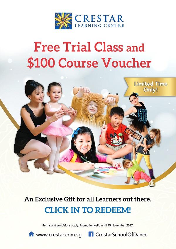 crestar free trial class