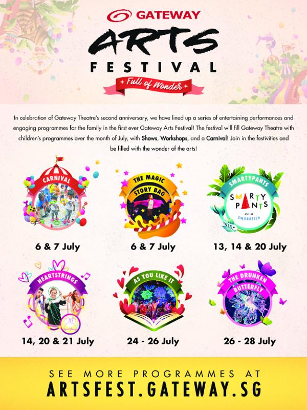 Gateway Arts Festival