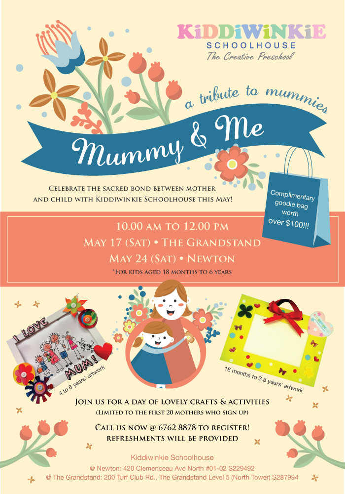 Mummy and Me Crafts & Activities!