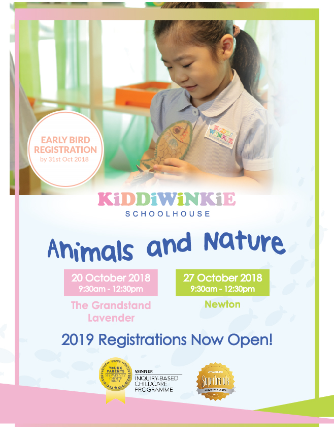 kiddiwinkie open house 2018