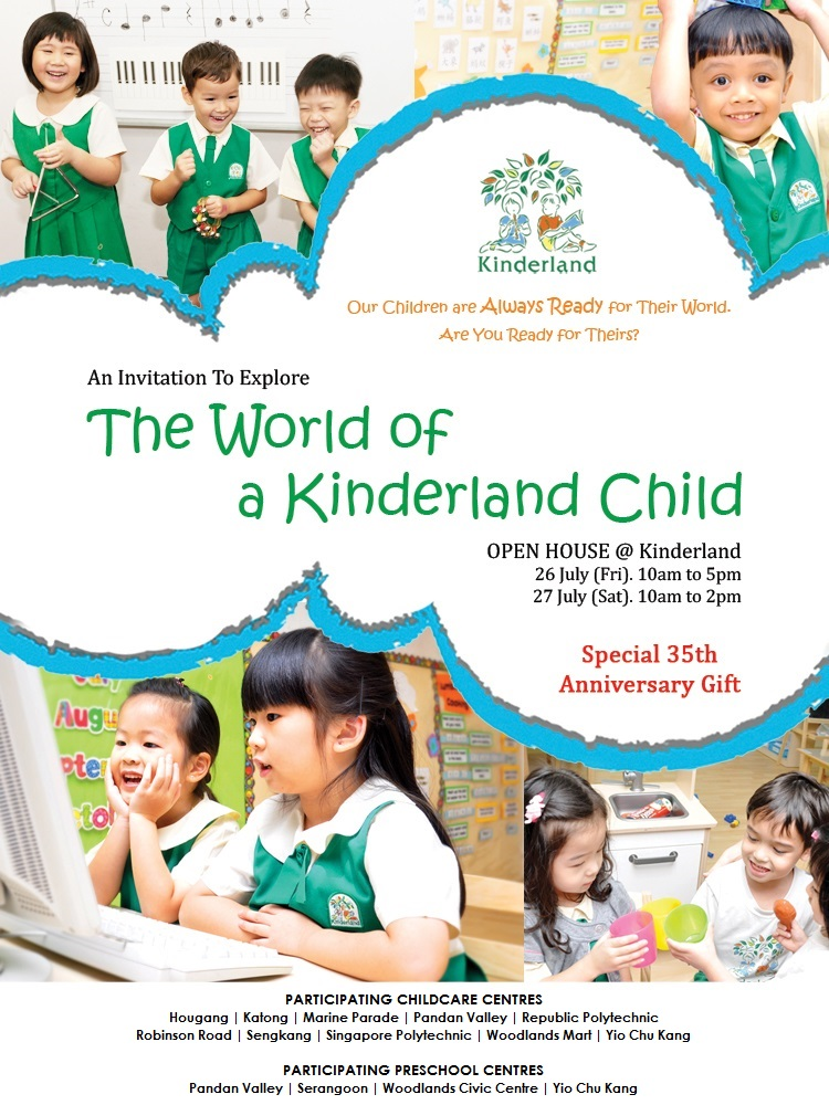 Kinderland Open House