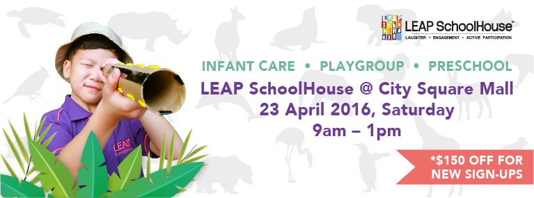 LEAP SchoolHouse City Square Mall