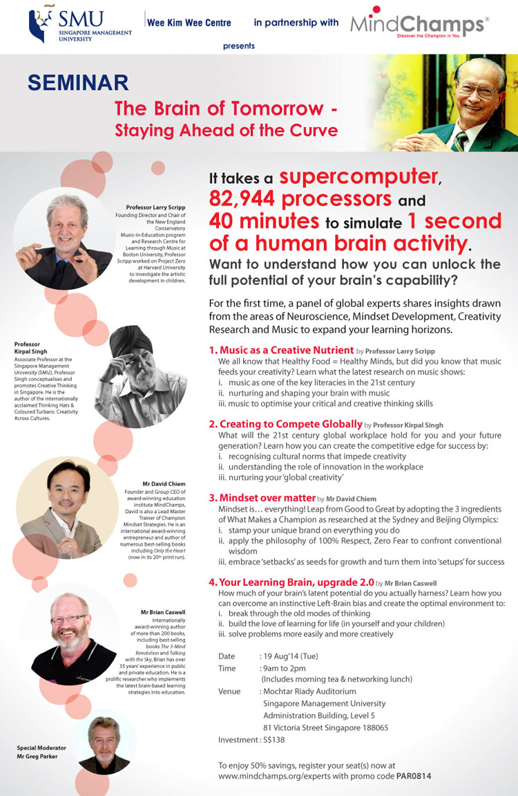 Seminar: The Brain of Tomorrow