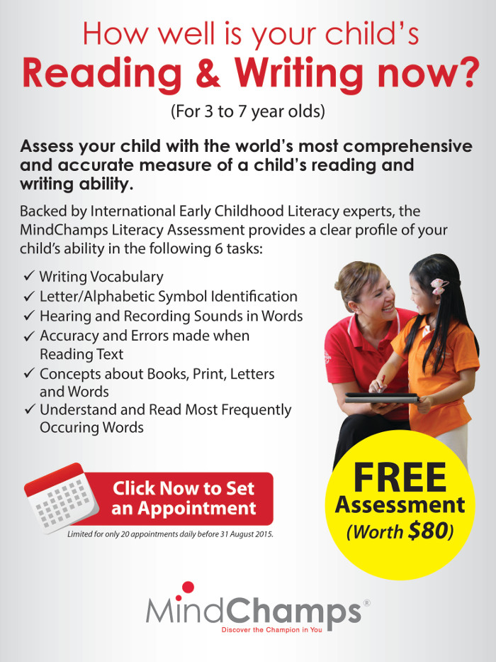 How Well Is Your Child's Reading & Writing Ability?