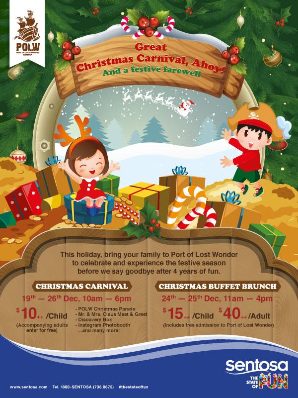 Port Of Lost Wonder Christmas Carnival