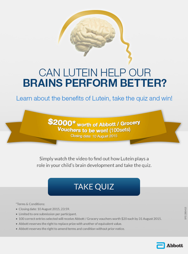 benefits of Lutein
