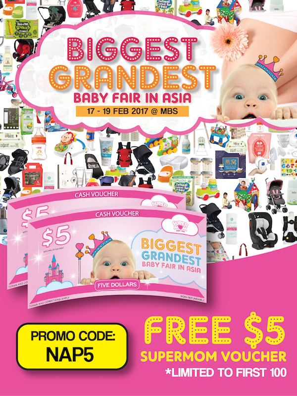 Supermom - Biggest Grandest Baby Fair