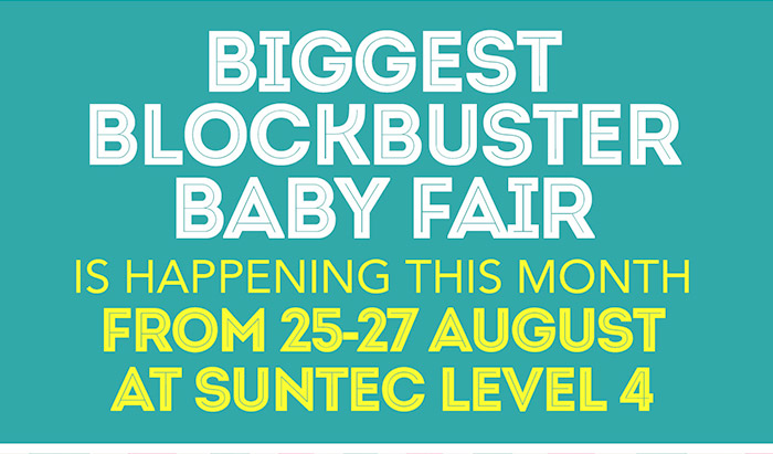 Biggest Blockbuster Baby Fair 2017