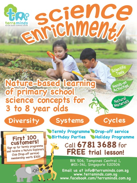 Science Enrichment For Young Children