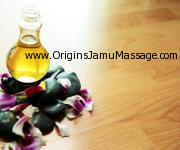 Origins Jamu Postnatal Massage