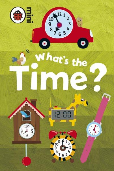 Early Learning - What's The Time