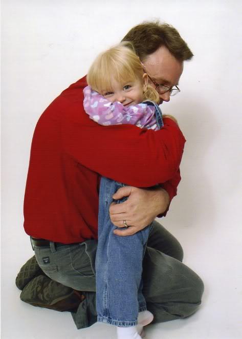 Daddy's Hug
