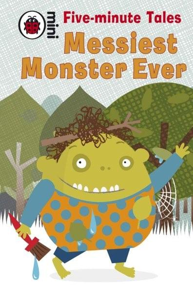 Five Minute Tales Messiest Monster Ever