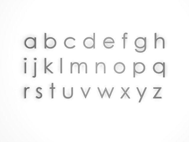 Alphabets Pictures