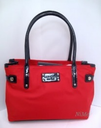 Kate Spade Red Small Henry Bag