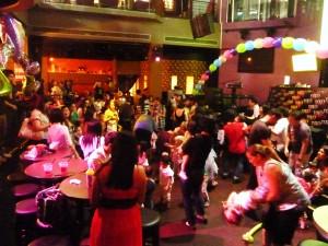 Baby Loves Disco Singapore in Espanade