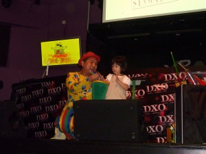 Baby Loves Disco Singapore Magic Show