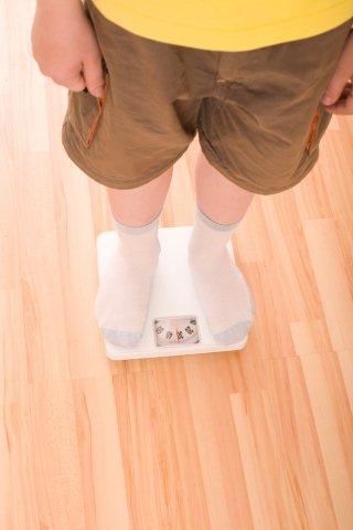 child-weight-gain