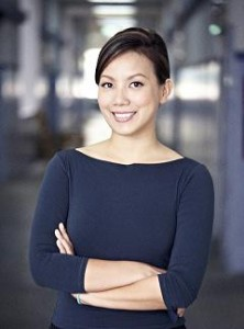 Director of B2T, Charmaine Teo