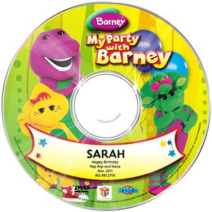 my-party-with-barney